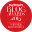 mc blog awards winner