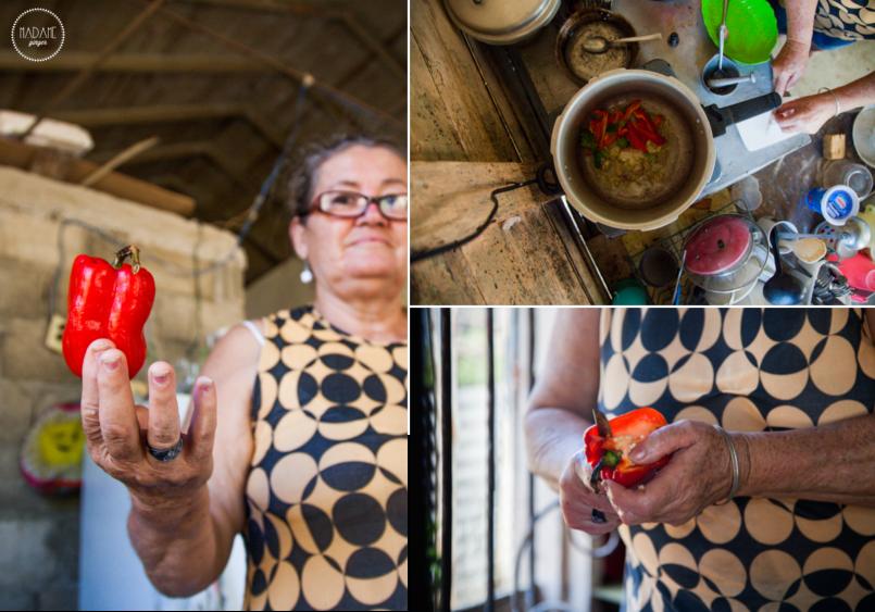 Κούβα Σοφρίτο και κρέας 2