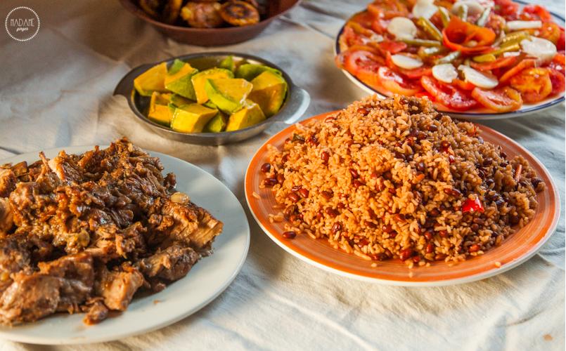 Κούβα Σοφρίτο και κρέας 7
