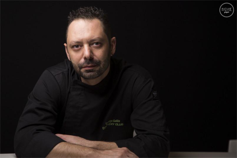 chef Γιώργος Γαλής