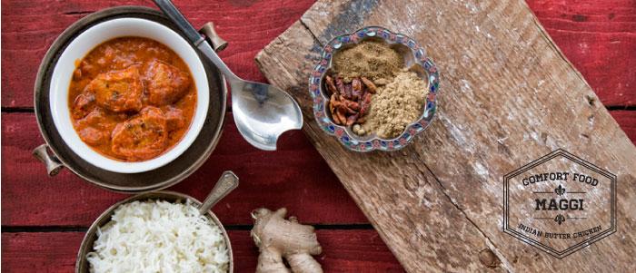 Butter Chicken: Η Ινδία στα καλύτερά της!
