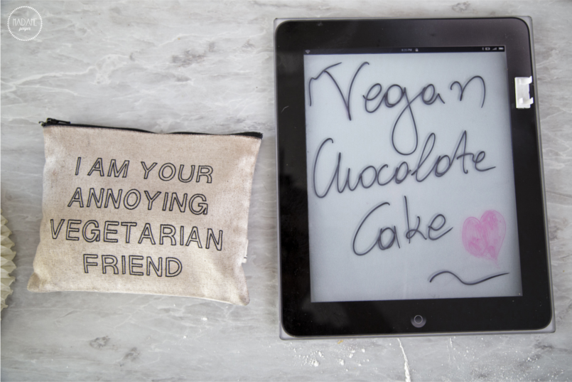 Vegan Chocolate Cake 5